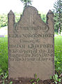 Eleanor Crawford Tombstone, Chartiers Hill Cemetery, 2015-06-27, 01.jpg