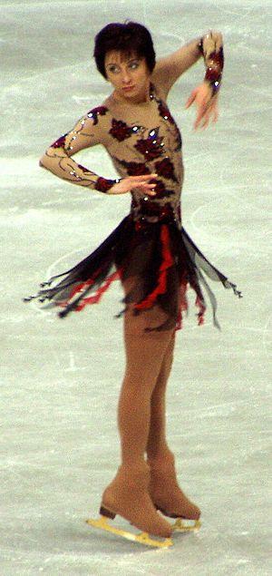Olena Liashenko - Liashenko at the 2004 World Championships