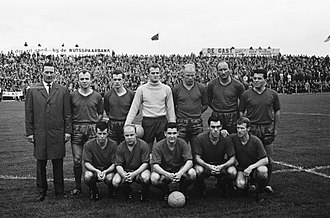 PSV Eindhoven - The PSV squad (1963)