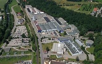 Ellwangen - Ellwangen Varta Battery factory