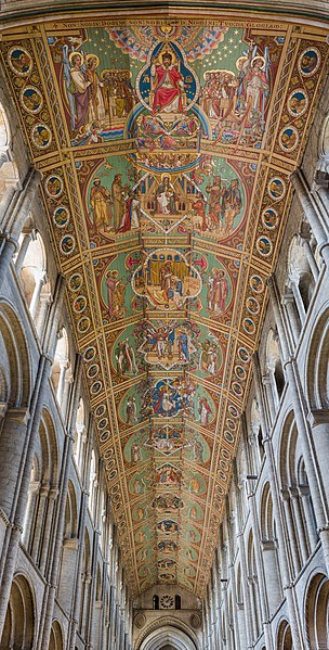 File:Ely Cathedral Nave Ceiling, Cambridgeshire, UK - Diliff.jpg