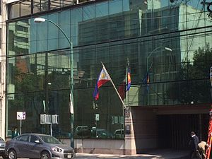 Mexico–Philippines relations - Embassy of the Philippines in Mexico City