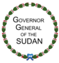 Emblem of the Governor-General of Anglo-Egyptian Sudan