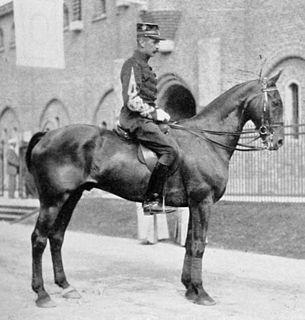 Emmanuel de Blommaert Belgian equestrian