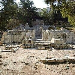 Emmaus Nicopolis basilica