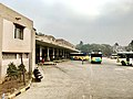 Empty block of Eluru bus station.jpg