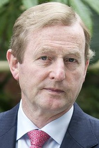 Irish general election, 2016 - Image: Enda Kenny 2015 (cropped)