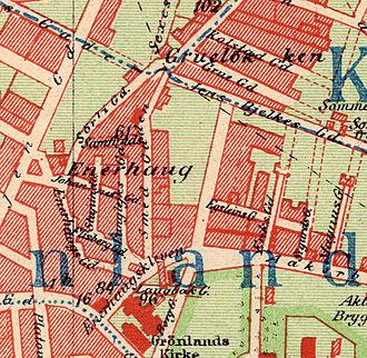 Enerhaugen - Enerhaugen approx. 1900