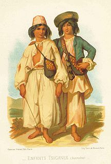 Romani people in Austria