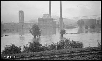 Enka, North Carolina - Enka plant in 1940