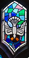 Enniskillen Cathedral of St. Macartin South Aisle Window Holy Spirit 2012 09 17.jpg