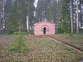 Entrance building to Romagne-sous-Montfaucon German military cemetery.jpg