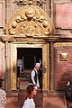 Entrance of Patan museum-Patan Durbar Square-2044.jpg