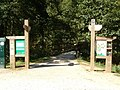 Entrance to Cardinham Woods - geograph.org.uk - 560215.jpg