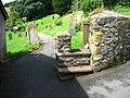 Entrance to St Tudwel's Church - geograph.org.uk - 920689.jpg