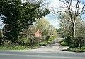 Entrance to Stourton Farm - geograph.org.uk - 760036.jpg
