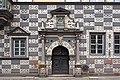 Erfurt-Haus zum Stockfisch-Erdgeschoss mit Portal von Westen-20100713.jpg