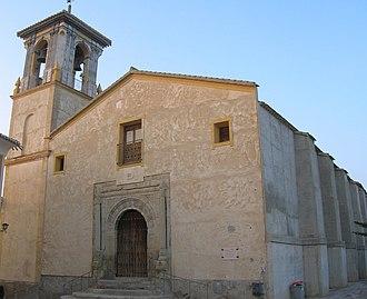 Cehegín - Image: Ermita de la Purisima Concepcion Cehegin Murcia