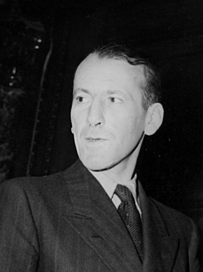 Ernst Kaltenbrunner Austrian SS and chief of the Reich Main Security Office