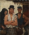 Ernst Josephson - Spanish Blacksmiths - NG.M.00438 - National Museum of Art, Architecture and Design.jpg
