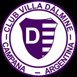 Villa Dálmine - Image: Escudo Villa Dálmine