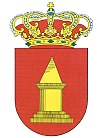 Official seal of Casas-Ibáñez