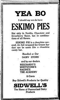 Eskimo Pie - Wikipedia
