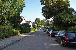 Von-der-Vogelweide-Straße in Essen
