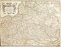Estats De La Couronne De Pologne ou sont les Royaume de Pologne, Nicholas Sanson (Paris, 1663).jpg