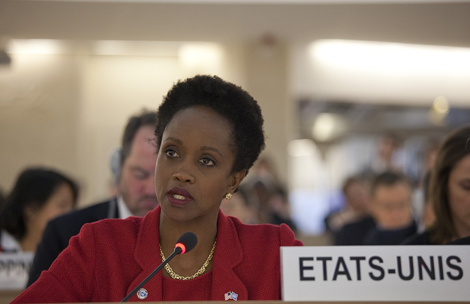 Esther Brimmer Speaks at Human Rights Council Urgent Debate on Syria (3)