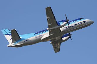 Saab 340 - Estonian Air Saab 340A