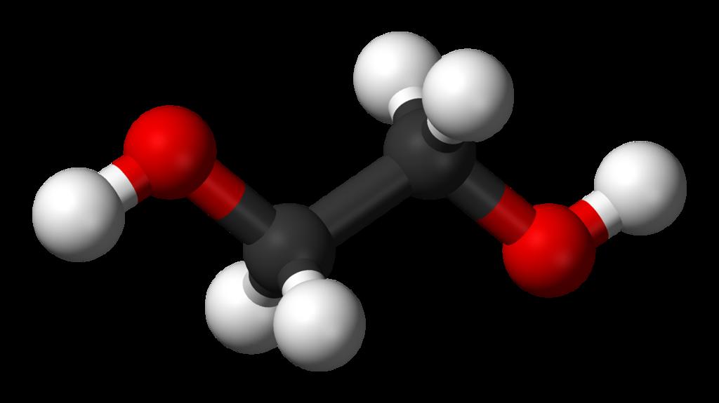 modello molecolare