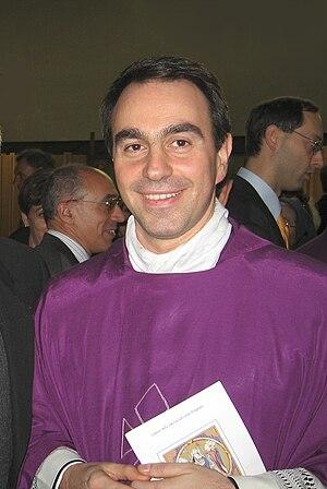 Ettore Balestrero - Msgr. Ettore Balestrero (2008)