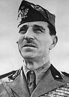 Ettore Bastico Italian general