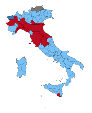 European Parliament election, 1989 (Italy) - Image: European Election 1989 Italy