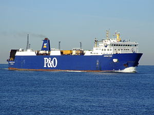 European Trader, Port of Rotterdam, Holland, 06JAN2009 pic3.JPG