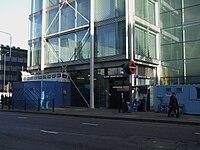 Euston Square stn south entrance.JPG