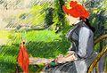 Eva Gonzalès - Le lecture au jardin.jpg