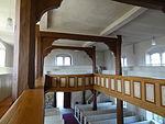 Evangelische Kirche Trais-Horloff Empore 01.JPG