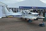 Evektor EV-97 Eurostar SL 'G-HMCF' (34953667423).jpg