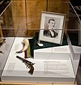 Exhibit on John Bozeman - Paugh Regional History Hall - Museum of the Rockies - 2013-07-08.jpg