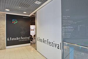 FotoArtFestival - 6. FotoArtFestival exhibition
