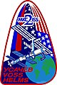 Expedition 2 insignia (ISS patch).jpeg