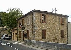 Félines-Termenès, Mairie.jpg