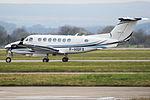 F-HSFX Beech 300 Super King Air 350 (26339638591).jpg