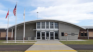 Federal Correctional Institution, Aliceville - Image: FC Ialicevillefull