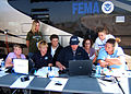 FEMA - 30523 - New FEMA workers looking at a computer screen in Kansas.jpg