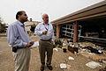 FEMA - 38586 - Small Business Administrators Survey Hurricane Ike Damage.jpg