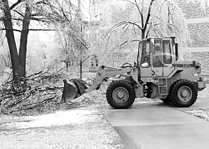 Fiatallis - Another Fiatallis wheel loader, Missouri, 2002.