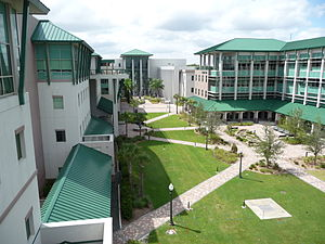 Florida Gulf Coast University - FGCU's Academic Core